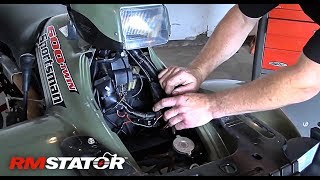 How to Test Circuit Breakers on a Polaris Sportsman ATV