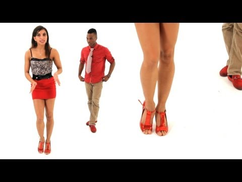 How to Do the Bachata Square | Bachata Dance