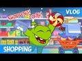 Om Nom Stories Video Blog Shopping