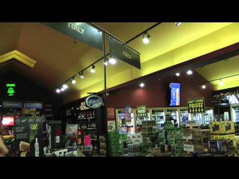 ENS Internal Blog - Sidney Travel Lodge Liquor Store - Signs Have Been A Revenue Source
