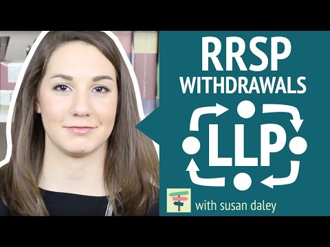 RRSP Withdrawals: Lifelong Learning Plan | Your Money, Your Choices by Susan Daley