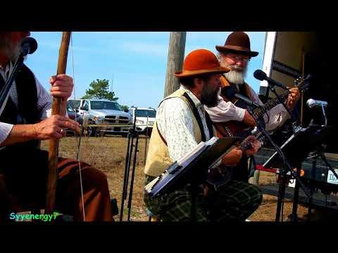 '7 LBS of Bacon' Mess Band at Brooksville Raid Reenactment