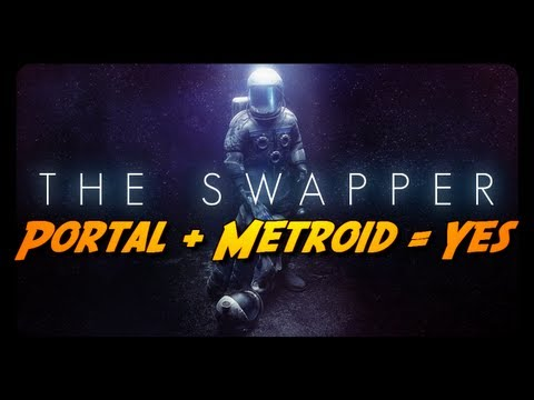 The Swapper: Portal + Metroid = YES PLEASE!