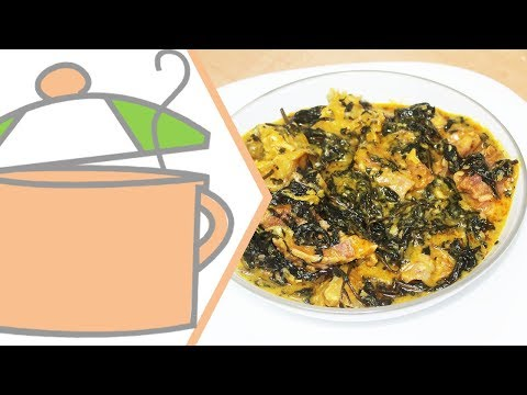 How to Cook Nigerian Bitter Leaf Soup (Ofe Onugbu) | All Nigerian Recipes