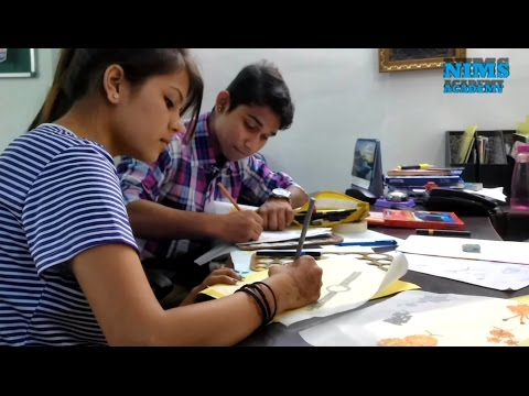 Jewellery Desiging classes at NIMS Academy of Jewellery