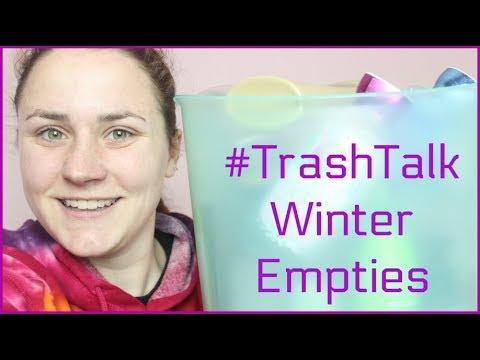 #TRASHTALK WINTER EMPTIES   Allie Young