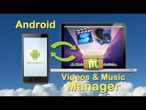 Android Video Converter: Convert video and music to android-phone-optimized formats on Mac
