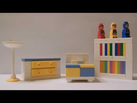 How To Make A Lego Toddler Bedroom Set