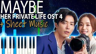 BOL4 (볼빨간사춘기) - Bom (나만, 봄) 《MINIBINI EASY PIANO