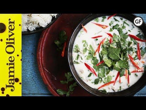 Spicy Thai Chicken Soup | Dheeradon Dissara