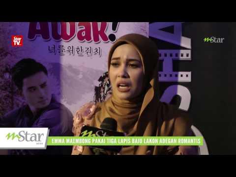 Xxx Mp4 Emma Maembong Pakai Tiga Lapis Baju Lakon Adegan Romantis 3gp Sex