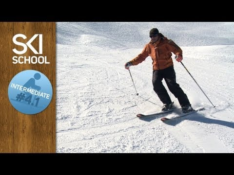 Intermediate Ski Lesson #4.1 - Turn Shape