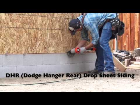 How To Install T1-11 Siding
