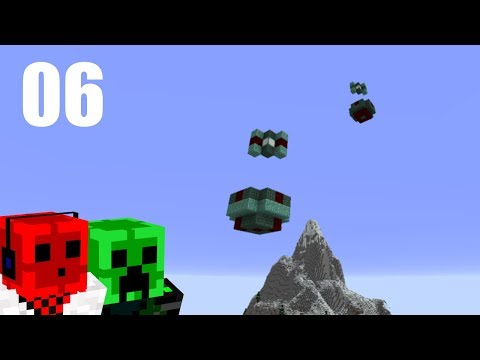 PEARLY PLATFORMS | 2017 Minecraft Christmas ADVENTure Map | Day 6