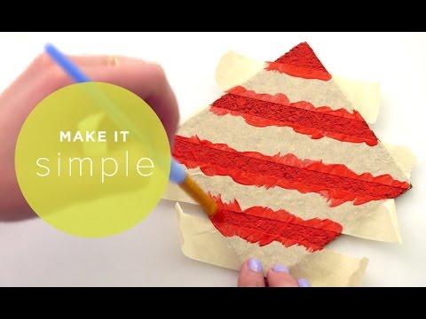 Make It Simple: Easy DIY Cork Coasters