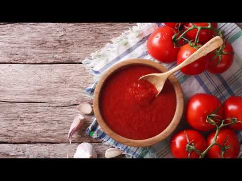 Fermented Tomato Ketchup