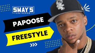 Papoose does the 5 Fingers of Death on #SwayInTheMorning