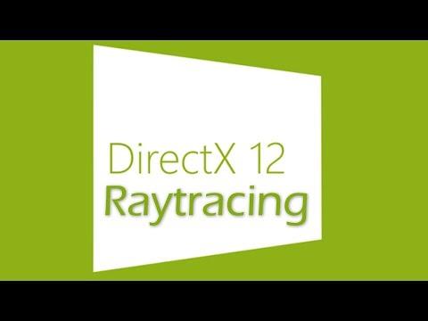 DirectX 12 Raytracing DXR