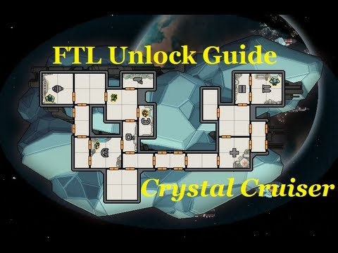 FTL Unlock Guide: How to Unlock the Crystal Cruiser
