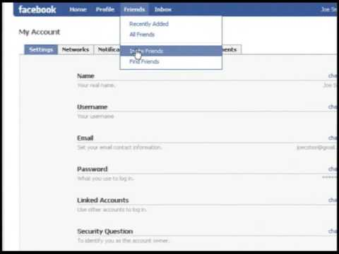 Create a Facebook Account Easily!