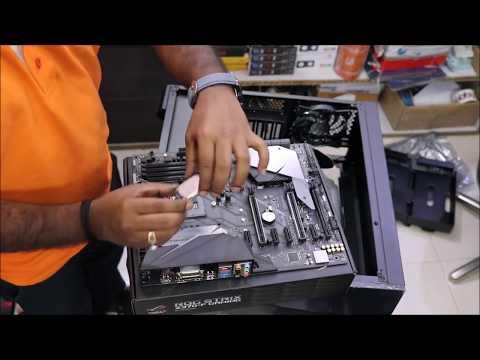 Intel i5 8th gen PC Build   Gaming & Video editing PC   Under 80K