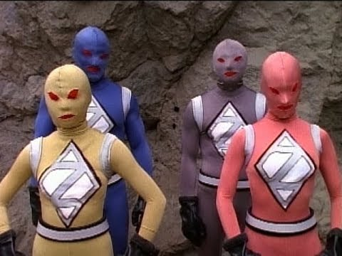 Mighty Morphin Power Rangers - End of the Dark Rangers |