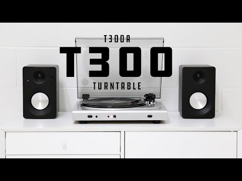 Crosley T300 Turntable Product Video