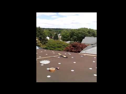 how to do epdm roof