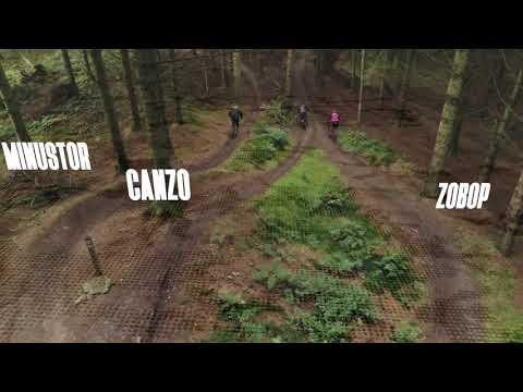 The new range of Voodoo Full Sus bikes
