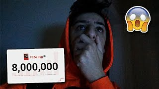 I hit 8,000,000 Subscribers at the WORST TIME EVER...