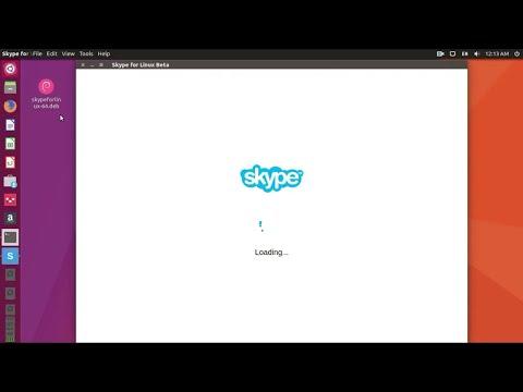 How to Install Skype Beta on Ubuntu 16.04