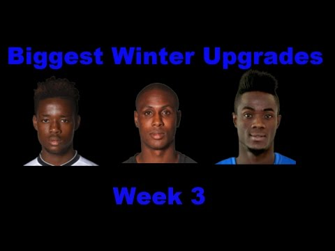 Biggest winter upgrades week 3: Fifa 16 ultimate team