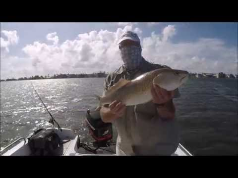 Catching redfish in Port Aransas, Aransas Pass, and Rockport, Texas.