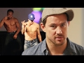 Channing Tatum Dances At Prank Magic Mike Xxl Screening Omaz