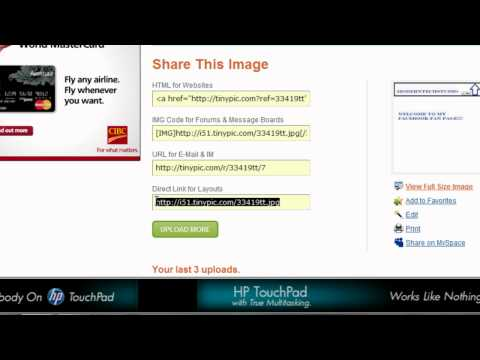 How to Create a Facebook Welcome Page (Html 2011)