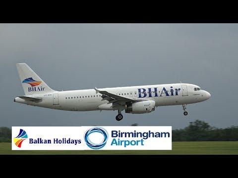 BH Air Flight 5535 (Burgas to BHX)