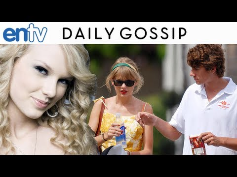 Taylor Swift Helps Boyfriend Conor Kennedy Recover From His Mom's Death: ENTV