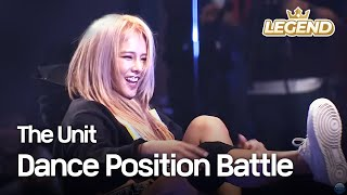 Download Dance Position Battle... Find the Dancing Queen of UNI+ G! [The Unit/2018.01.03]