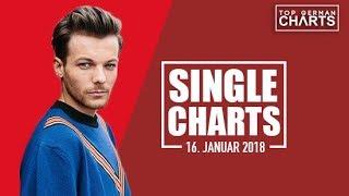 TOP 20 SINGLE CHARTS - 16. JANUAR 2018
