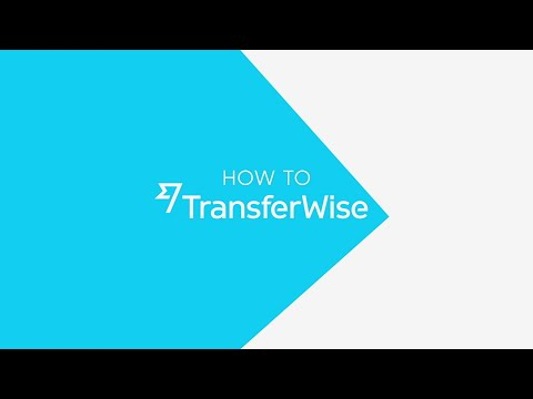 How to TransferWise - English