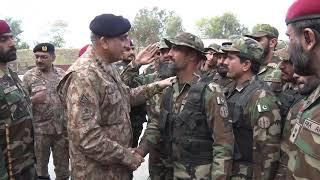 Army Chief General Bajwa and DG ISPR Asif Ghafoor Give Powerful Message To Enemies!!