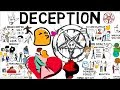 HARAM RELATIONSHIPS - DECEPTION OF SHAYTAN - Nouman Ali Khan Animated