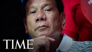 President Rodrigo Duterte Of The Philippines Year 1: Taking Down Drugs, Crime & Corruption | TIME