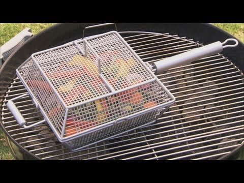 How to Grill with Charcoal  HD