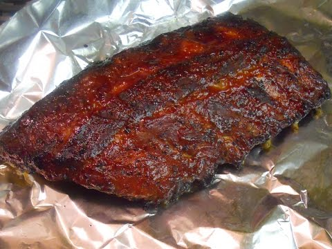 Slow Cooked Baby Back Pork Ribs