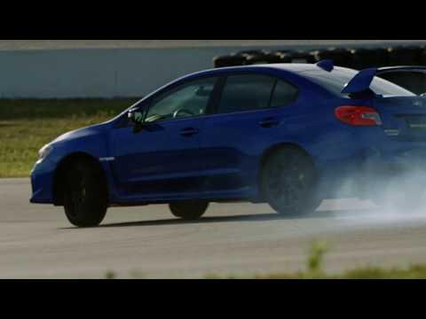 2018 Subaru WRX STI: 0 -100 km test