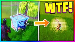 9 Of The Unluckiest Things To Ever Happen in Fortnite: Battle Royale
