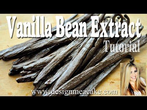 How to Make Vanilla Extract.