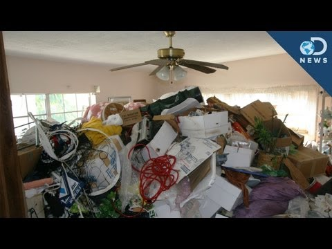 What Turns People Into Hoarders?
