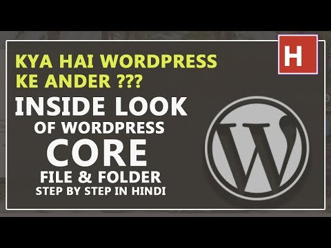 Kya hai wordpress ke ander | wordpress tutorials in hindi Ep#41